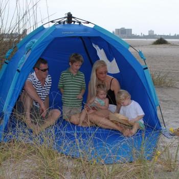 abogear instent max UV beach tent