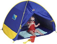 Infant Pop Up beach tent