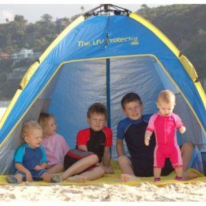 Shelta Family Beach Tent uv protector beach shelter