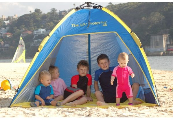 Shelta Family Beach Tent uv protector beach shelter